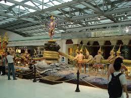 Image result for thailand airport samudra manthan