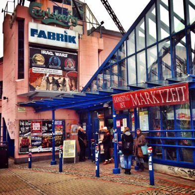 #Hamburg #Fabrik