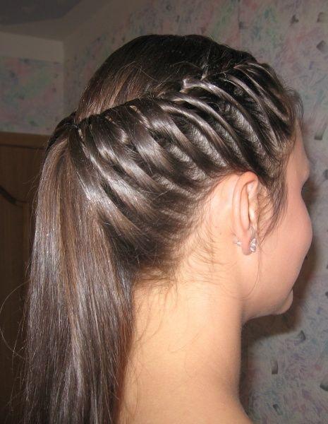 Strange 1000 Images About Cute Hair Styles On Pinterest Updo Barbie Short Hairstyles Gunalazisus