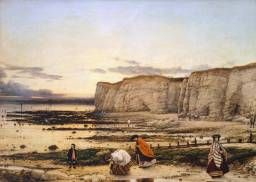 Art and artists: Artworks | Tate  Dyce's 'Pegwell Bay'