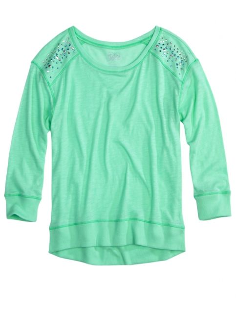 Justice Clothes for Girls Outlet | ... Sweatshirt | Girls Tops & Tees Clothes | Shop Justice on Wanelo