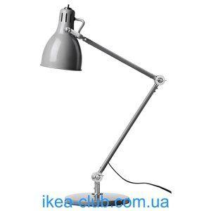 ИКЕА, IKEA, АРЁД, 301.477.84, Лампа рабочая, серый