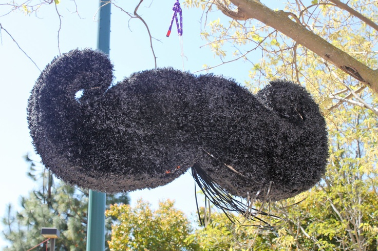 Mustache Pinata?? Yes, please! There HAS to be a pinata!!! Lolo. Luv ya Starr