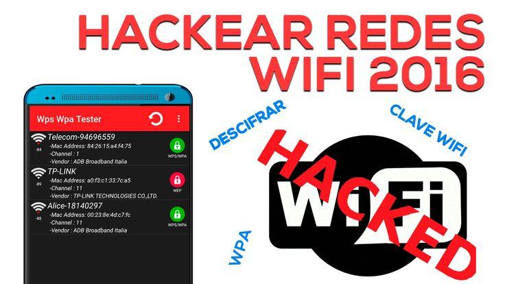 Descifrar contraseña de una red wifi desde un teléfono móvil android, como hachear cualquier red wifi desde tu android muy fácil y efectivo. Fuente:AndroideHD