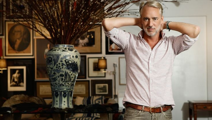 Michael Bastian talks about his style and the dark side of Andrew Wyeth