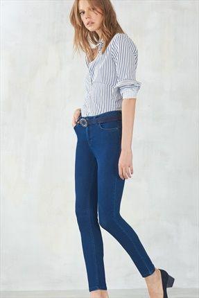 Trendyolmİlla Marka Trendyolmilla Mid Blue Mükemmel Yumuşaklık Yüksek Bel Skinny Kadın Jean || Mid Blue Mükemmel Yumuşaklık Yüksek Bel Skinny Kadın Jean TRENDYOLMİLLA Kadın                        http://www.1001stil.com/urun/3463627/trendyolmilla-mid-blue-mukemmel-yumusaklik-yuksek-bel-skinny-kadin-jean.html?utm_campaign=Trendyol&utm_source=pinterest