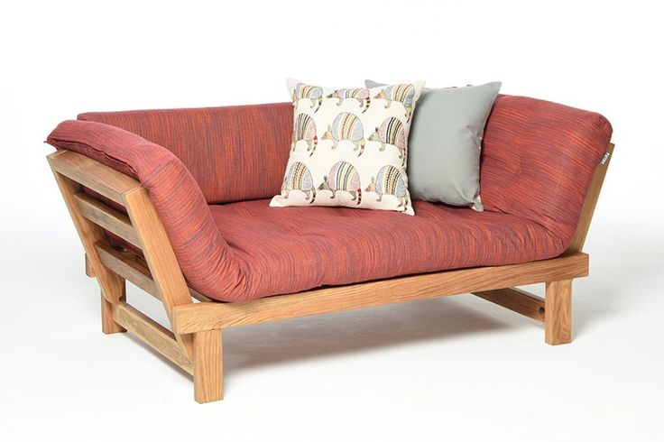 Home :: Sofa Beds :: Single Sofa Beds :: Oak Switch Sofa Bed