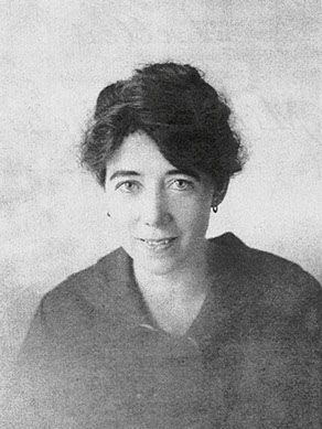 Biography about Minerva Teichert.