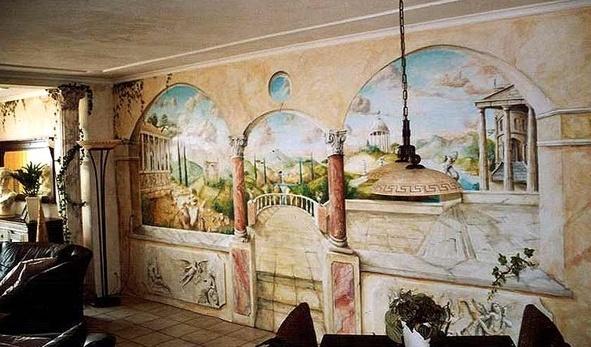 Italian Restyle, compleet restylen in Italiaanse (Mediterrane) stijl - Visioni Fantastiche