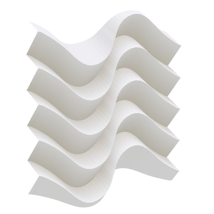 Curved Folds - Free Curved Folding Template
