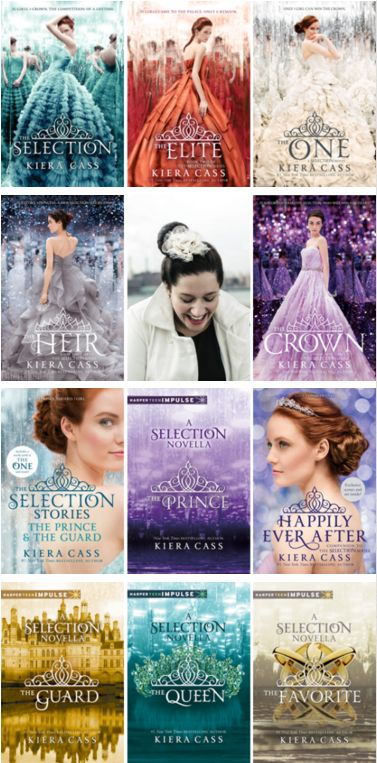 1000+ images about Selectioners on Pinterest   Happily ... The Selection Series In Order