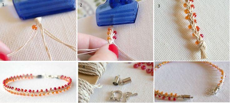 индийские браслеты из нитки - Поиск в Google