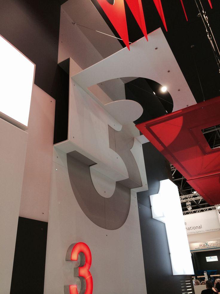 Euroshop 2014 Environmental Graphic Design, Signage Sistems, Interior wayfinding, señaletica para empresas, diseño de locales comerciales Canton Crossing   #Wayfinding   #Signage
