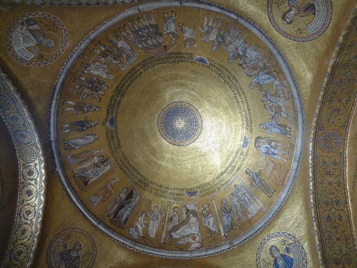 San Marco Basilica inside #Venezia #Venice #Italia #Italy