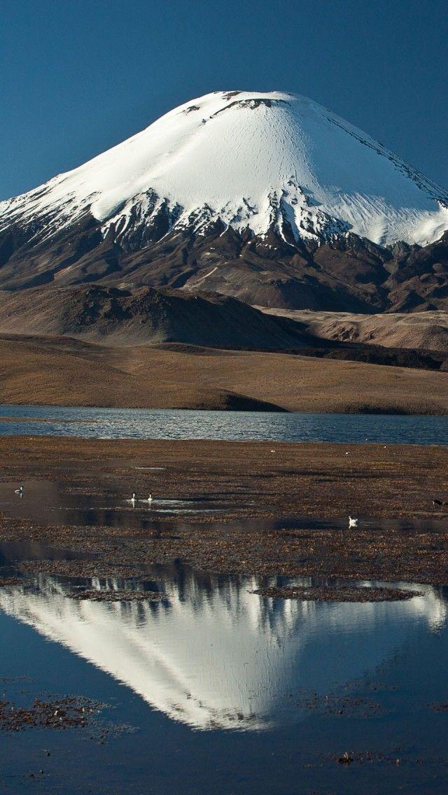 Villarrica Volcano, southern Chile