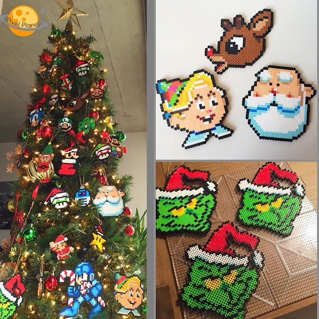 The 25+ best Weihnachts yoshi ideas on Pinterest | Hama mario ...