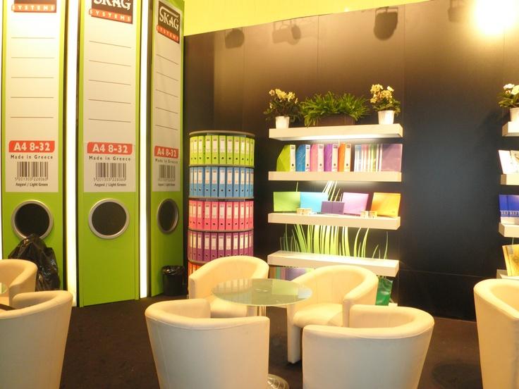 Paperworld exhibition, Frankfurt, Germany