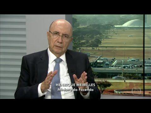 EXCLUSIVO Henrique Meirelles anuncia primeiras medidas (13/05/2016)