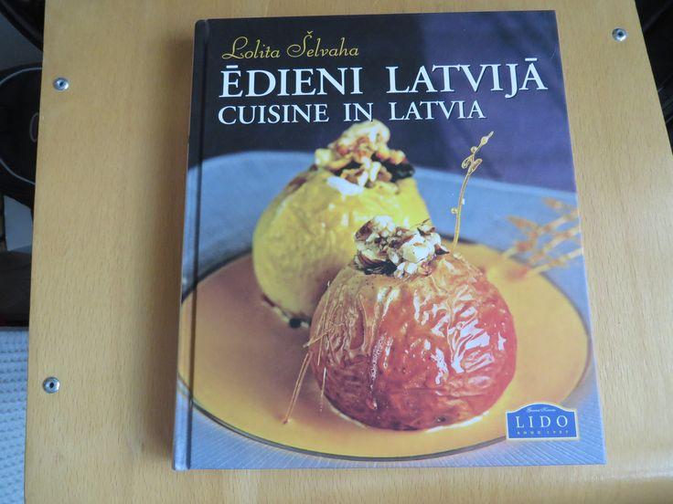 Riikasta ostettu kirja. (Latvia)