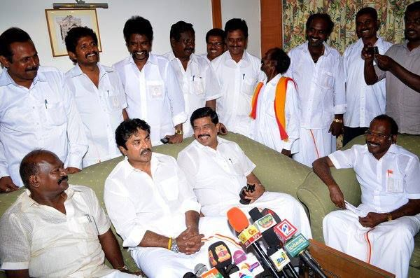 Madurai Party Meeting 23-6-2013