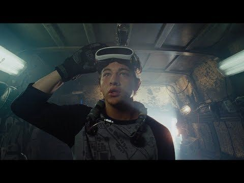 READY PLAYER ONE - Official Trailer 1 [HD] - YouTube