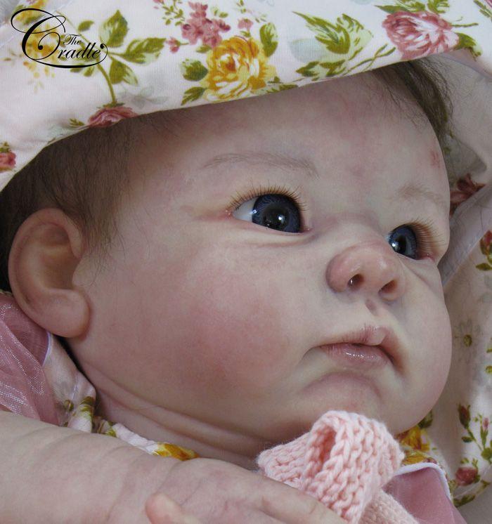 TINKERBELL REBORN Baby newborn doll by Helen Jalland | eBay