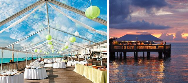 Rooms with a view waterfront wedding venues wedding for Wedding venue with a view