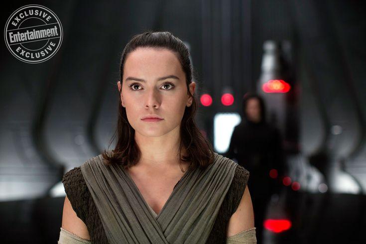 Kylo Ren vs. Rey: In <em>The Last Jedi</em>, the danger is becoming allies instead of enemies