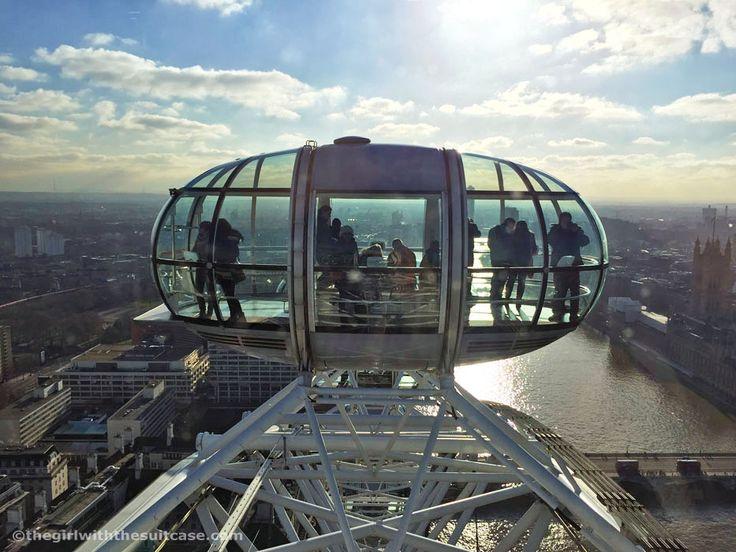 The London Eye, London, Greater London