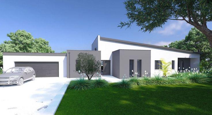 Дом на продажу земли в Клоар-Карноэ 29 29360 Финистер Бретань на западе Франции Хабитат дома строитель домов Подробнее