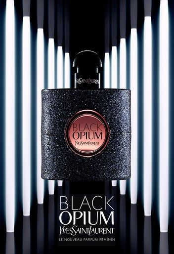 YSL Black Opium Campaign Fall 2014 - Defacto Inc
