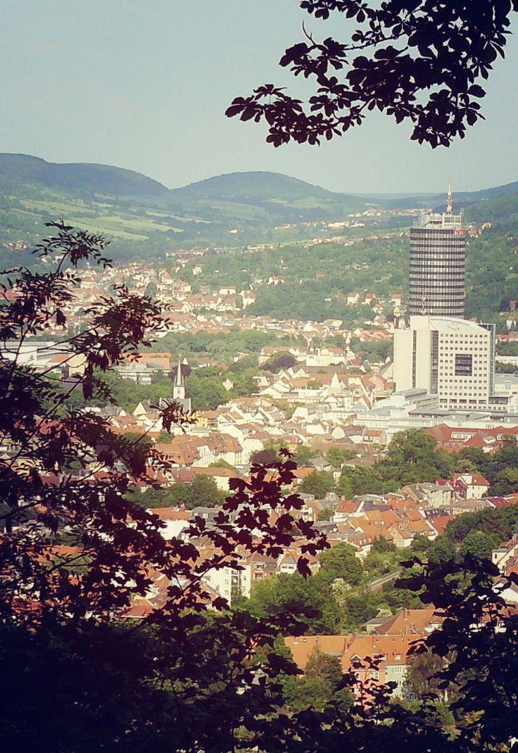 √ [Thuringia] Jena, Germany