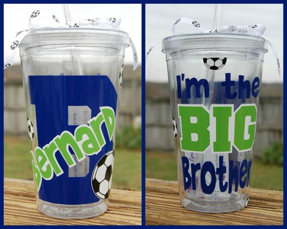 Hey, I found this really awesome Etsy listing at https://www.etsy.com/listing/128524512/big-brother-tumbler-16oz-personalized