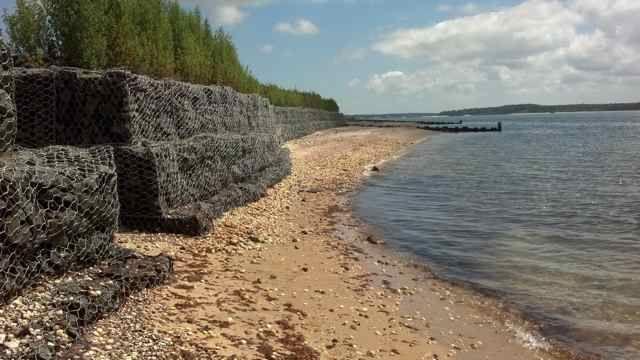 Shell Beach Shelter Island