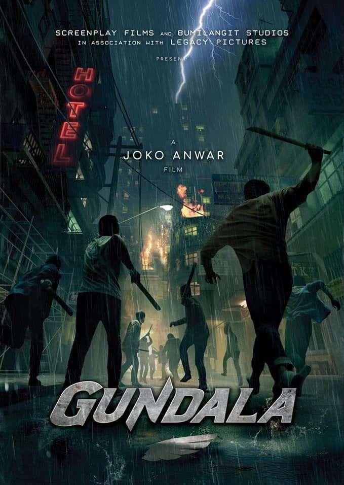 Gundala 2019 Movies To Watch On Netflix Gundala 2019 Free Hd