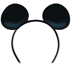 Vilten Mickey Mouse Oren