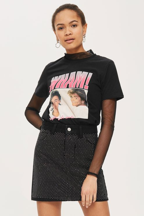 Wham T Shirt Pinterest Topshop Wardrobes And Clothes