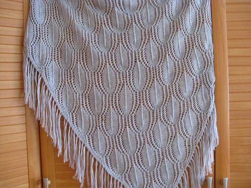 şişle ajurlu şal modeli - shawl - Blogcu.com