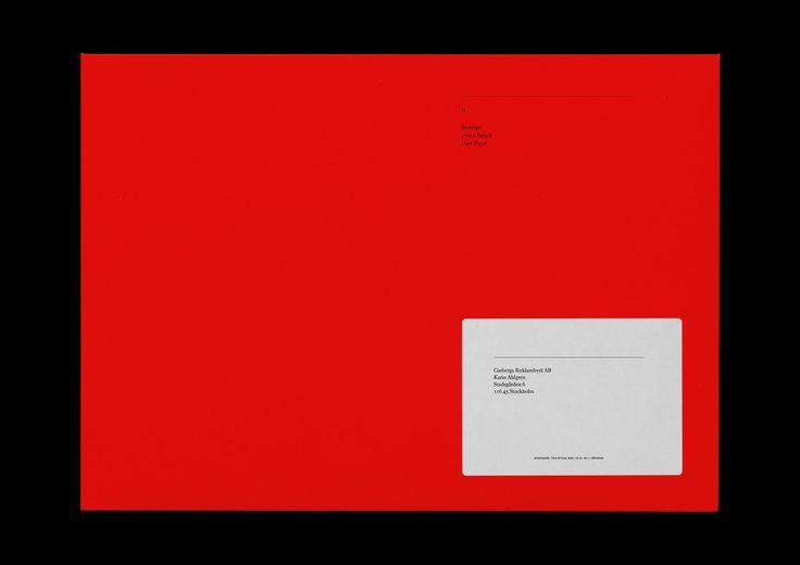 Henrik Nygren—Design — No. 11. Genre: Julhälsningar (II)