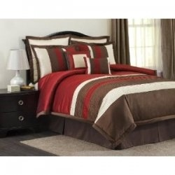 Best Bedroom Ideas Images On Pinterest Home Bedroom Ideas - Red and brown bedroom ideas