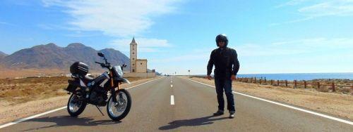 #ALMERÍA EN #MOTO. EL #DOCUMENTAL. Episodio 1. Diego Bretones - Videos #Viajes en #Motos & #Tips