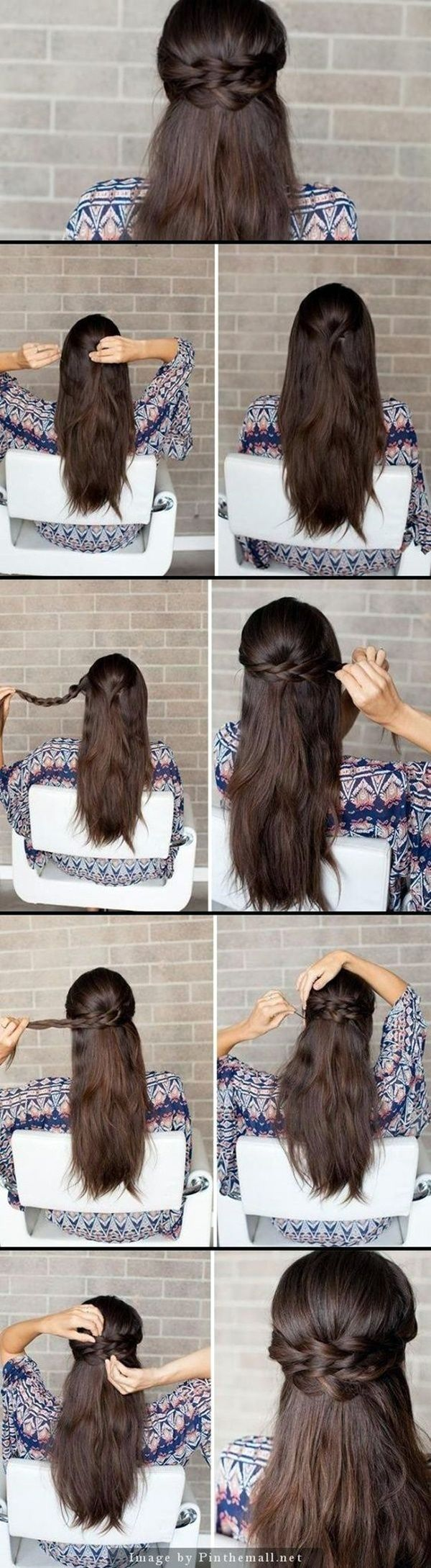 quick-hairstyle-tutorials-for-office-women-26