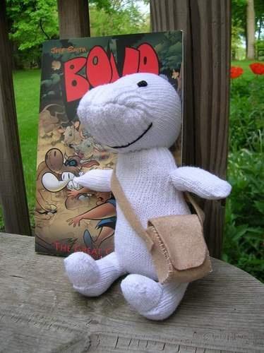 BONE from 2 gloves..for eddie :)