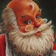 bayou santaSanta Clause, Christmase Decor, Vintage Christmas, Christmase Santa, Christmas Santa, Christmas Art, Bayou Santa, Saint Nick, Decor Painting