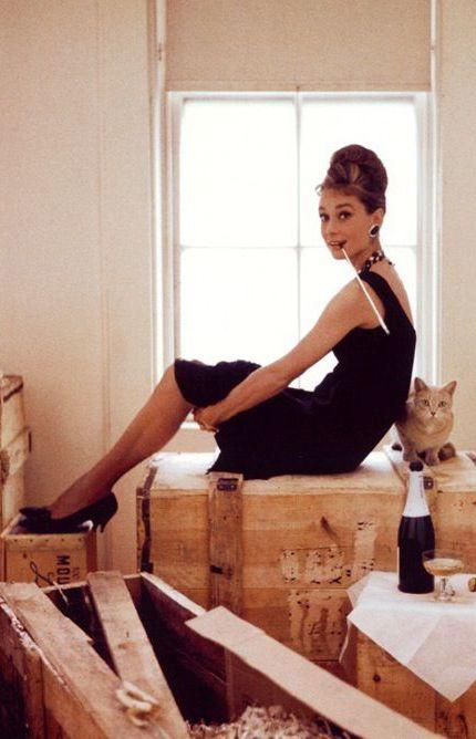 Bonequinha de Luxo - Audrey Hepburn.