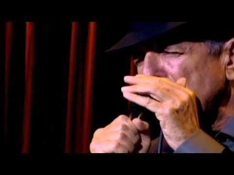Leonard Cohen, live | That's no way to say goodbye | Anthem Ring the bells | - 14 minutes of pure beauty ...
