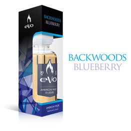 Backwoods Blueberry E-Juice | eVo E-Liquid | Halo Cigs