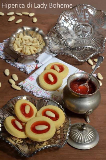 Italian Food - Ciambelline alla marmellata