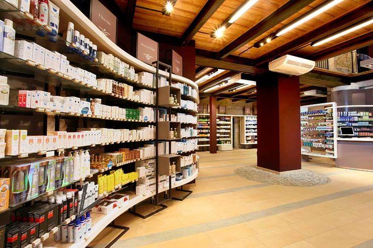 Pharmacie du Château > Tutti > Portfolio Alfonso Maligno architecture & design - Studio Alfonso Maligno - Progettazione farmacie