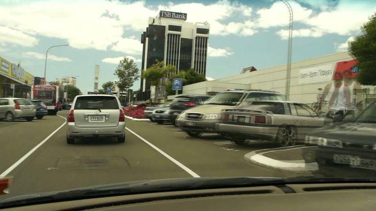 Timelapse Drive  - Palmerston North